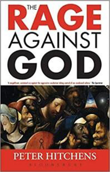 Picture of RAGE AGAINST GOD PB