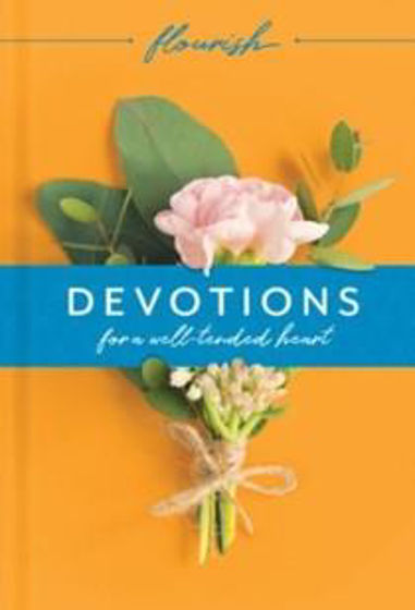 Picture of FLOURISH: Devotions for a Well-Tended Heart PB