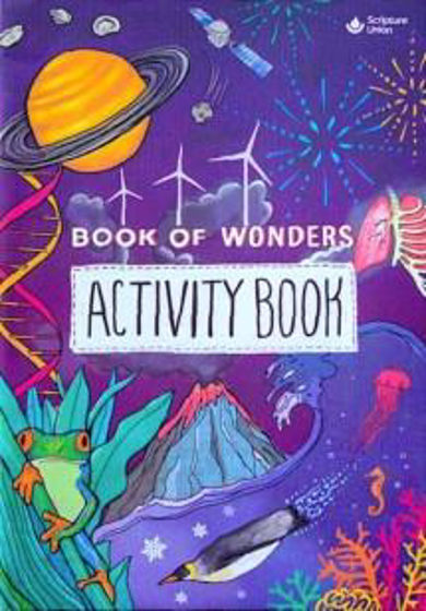 Picture of ACTIVITY BOOK- BOOK OF WONDERS