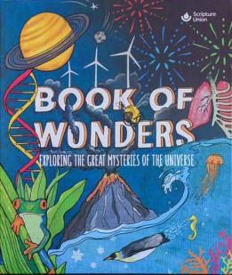 Picture of BOOK OF WONDERS: Exploring The Great Mysteries of the Universe HB