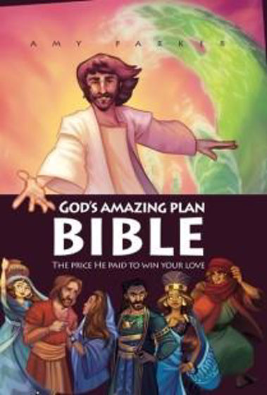 Picture of GODS AMAZING PLAN BIBLE HB