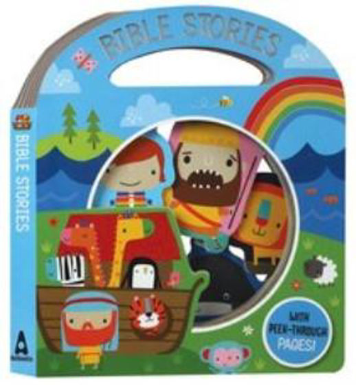 Picture of BUSY WINDOWS: BIBLE STORIES BOARD BOOK
