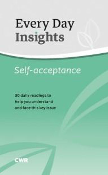 Picture of EVERY DAY INSIGHTS: SELF ACCEPTANCE PB