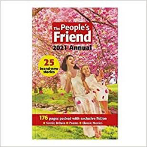 Picture of PEOPLES FRIEND 2021 ANNUAL HB