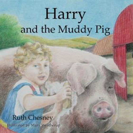 Picture of HARRY AND THE MUDDY PIG PB