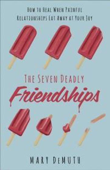 Picture of THE SEVEN DEADLY FRIENDSHIPS PB