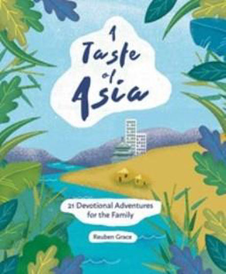 Picture of TASTE OF ASIA: 21 Devotions for FamilyHB