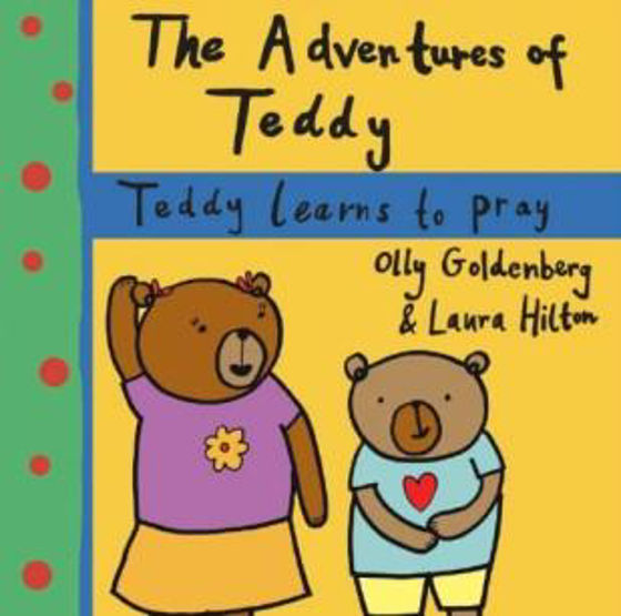Picture of ADVENTURES OF TEDDY: LEARN TO PRAY PB