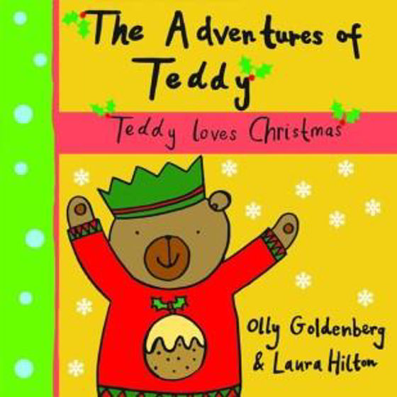 Picture of ADVENTURES OF TEDDY: TEDDY LOVES CHRISTMAS PB