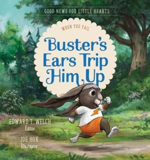 Picture of BUSTER'S EARS TRIP HIM UP: When You Fail HB