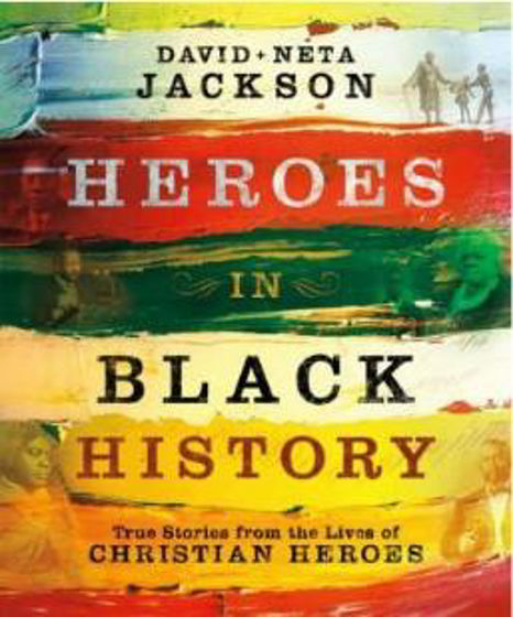 Picture of HEROES IN BLACK HISTORY PB