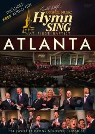 Picture of GOSPEL MUSIC: HYMN SING AT FIRST BAPTIST ALANTA DVD