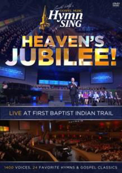 Picture of GOSPEL MUSIC: HYMN SING HEAVENS JUBILEE! DVD