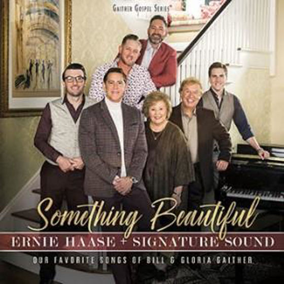 Picture of SOMETHING BEAUTIFUL CD