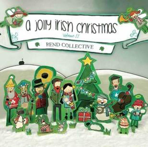Picture of JOLLY IRISH CHRISTMAS VOLUME 2 CD