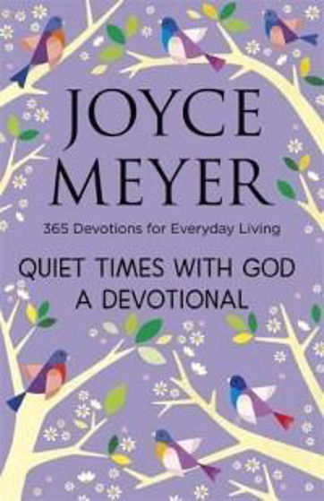 Picture of QUIET TIMES WITH GOD DEVOTIONAL HB
