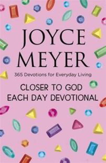 Picture of CLOSER TO GOD EACH DAY DEVOTIONAL PB