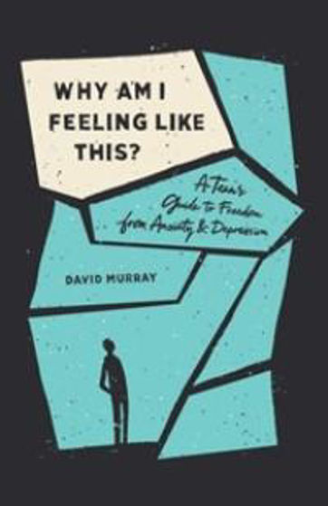 Picture of WHY IM FEELING LIKE THIS?: A Teen's Guide to Freedom from Anxiety and Depression PB