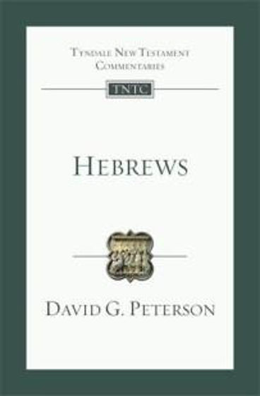 Picture of TYNDALE NEW TESTAMENT COMMENTARY- HEBREWS PB