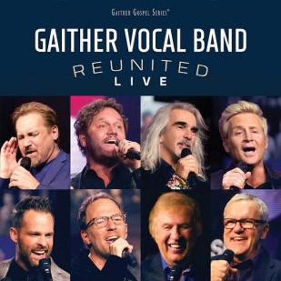 Picture of REUNITED LIVE CD