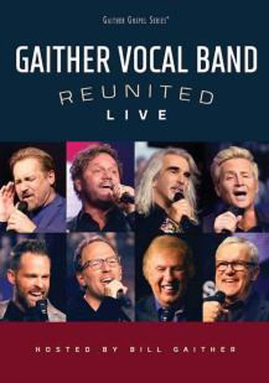 Picture of REUNITED LIVE: GAITHER VOCAL BAND DVD