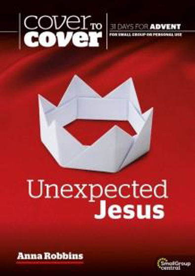 Picture of COVER TO COVER- UNEXPECTED JESUS PB