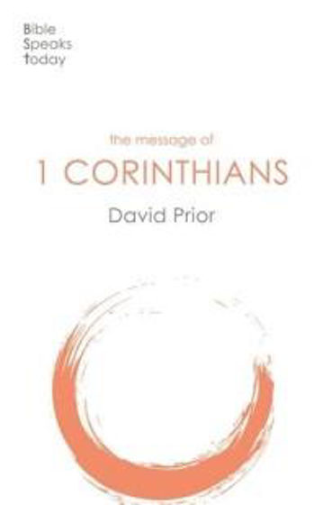 Picture of BIBLE SPEAKS TODAY - 1 CORINTHIANS PB