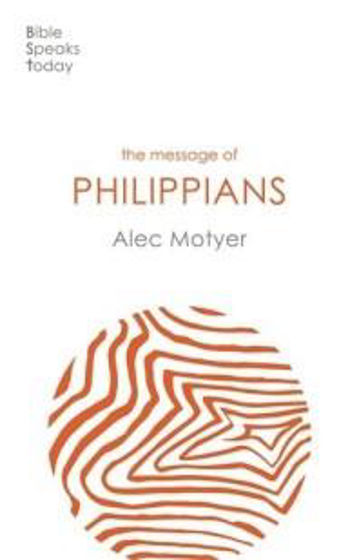 Picture of BIBLE SPEAKS TODAY - PHILIPPIANS PB