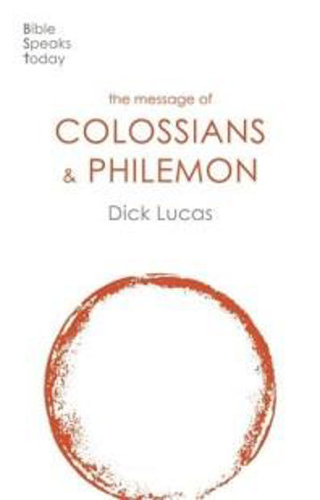 Picture of BIBLE SPEAKS TODAY - COLOSSIANS & PHILEMON PB