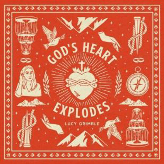 Picture of GOD'S HEART EXPLODES CD