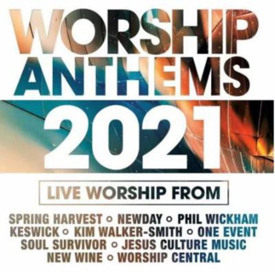 Picture of WORSHIP ANTHEMS 2021 DOUBLE CD