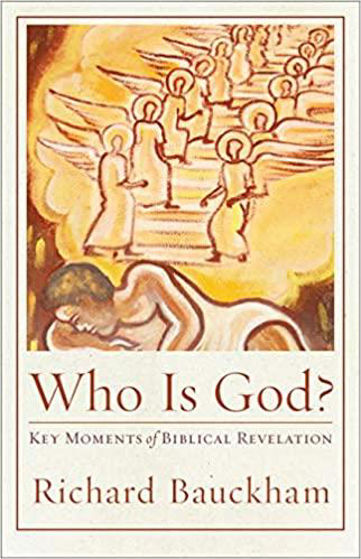 Picture of WHO IS GOD?: Key Moments of Biblical Revelation HB
