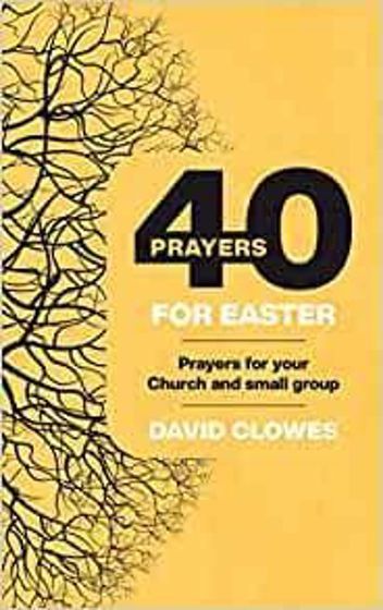Picture of 40 PRAYERS FOR EASTER PB