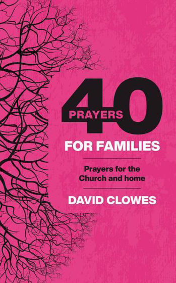 Picture of 40 PRAYERS FOR FAMILIES PB