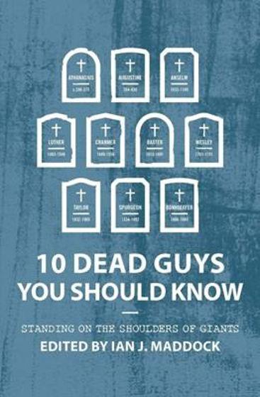 Picture of 10 DEAD GUYS YOU SHOULD KNOW PB