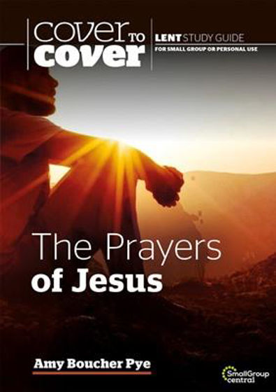 Picture of COVER TO COVER LENT- PRAYERS OF JESUS PB