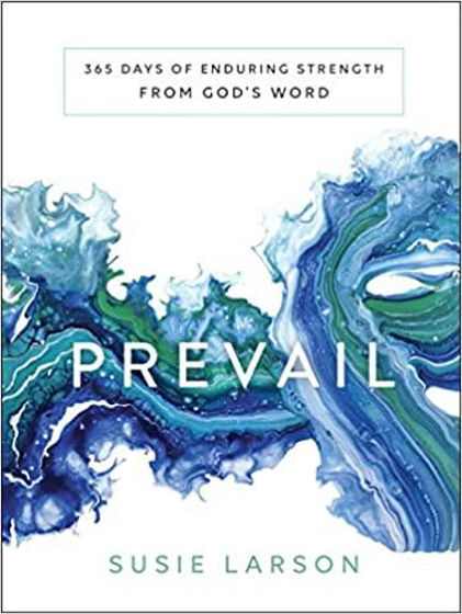 Picture of PREVAIL: 365 DAYS OF ENDURING STRENGTHHB
