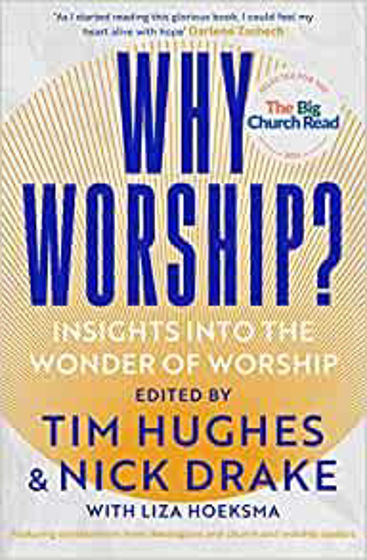 Picture of WHY WORSHIP?: Insights into the Wonder of Worship PB