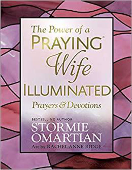Picture of POWER OF A PRAYING WIFE ILLUMINATED..HB