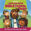 Picture of LAUGH AND GROW BIBLE FOR LITTLE ONES HB