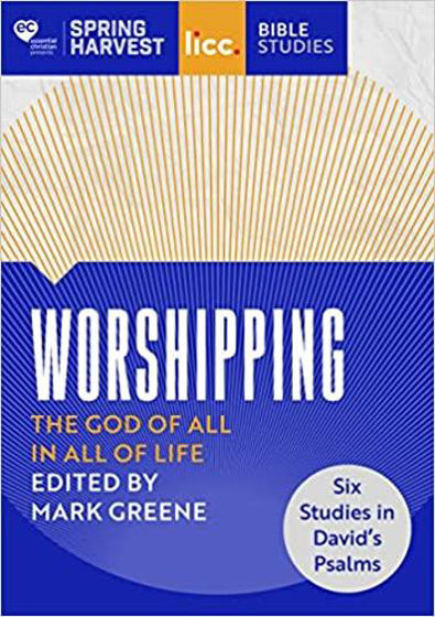 Picture of SH 2021- PSALMS- WORSHIPPING: The God of All in All of Life PB