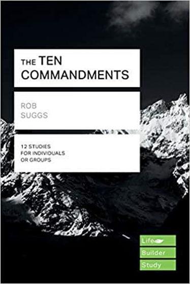 Picture of LIFEBUILDER- TEN COMMANDMENTS PB