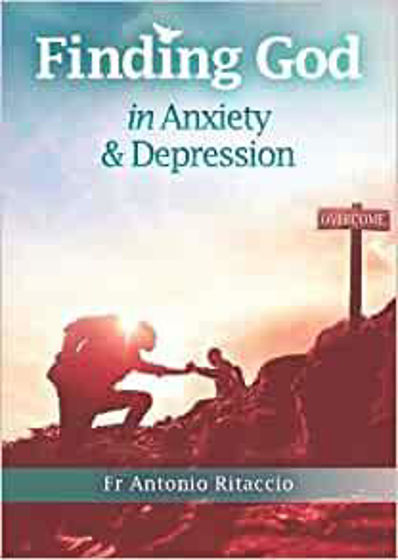 Picture of FINDING GOD IN ANXIETY AND DEPRESSION PB