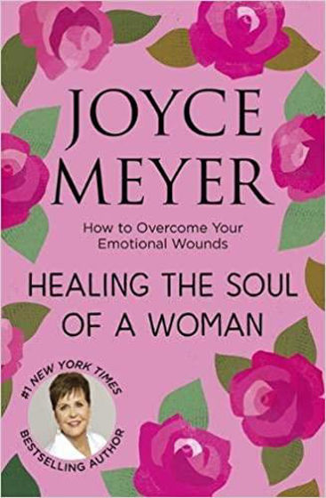 Picture of HEALING THE SOUL OF A WOMAN: How to Overcome Your Emotional Wounds PB