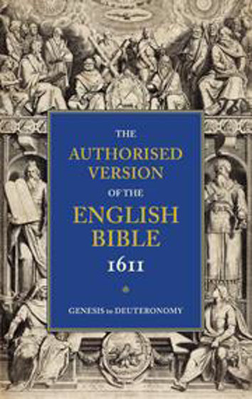 Picture of KJV AUTHORISED 1611 ED VOLUME 1 GENESIS-DEUTERONOMY