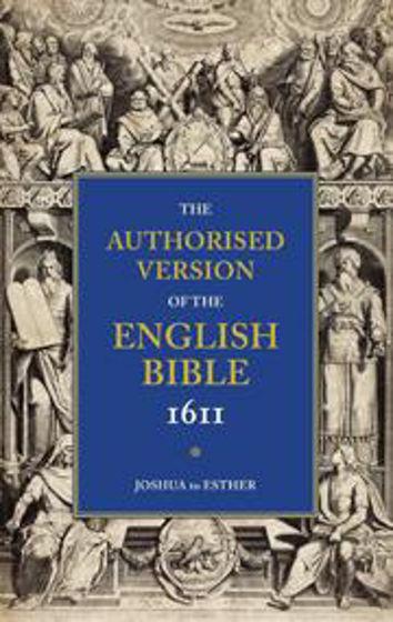 Picture of KJV AUTHORISED 1611 ED VOLUME 2 JOSH- ESTHER