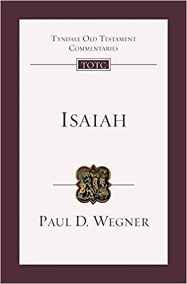 Picture of TYNDALE OLD TESTAMENT COMMENTARY- ISAIAH PB
