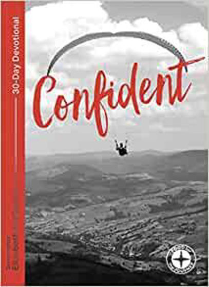 Picture of 30 DAY DEVOTIONAL- CONFIDENT: Food for the Journey PB