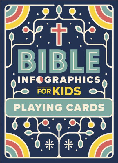 Picture of PLAYING CARDS- BIBLE INFOGRAPHICS FOR KIDS