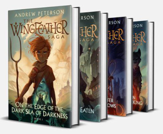 Picture of WINGFEATHER SAGE FOUR VOLUME SET